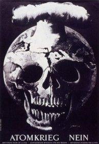 1954, Hans Erni, No to nuclear bombs