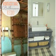 #1905Cottage: Full Bathroom Renovation [Reveal!]