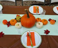 Little Pumpkin Baby Shower Party Ideas | Photo 9 of 30 | Catch My Party