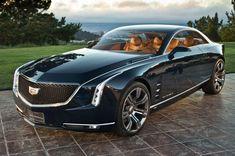 Cadillac Elmiraj Concept Front Three Quarter Photo 9