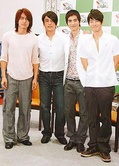 Jerry Yan.,Ken Chu, Vic Chou, Wannes Vu Ken Chu, Vaness Wu, Vic Chou, Jerry Yan, F4 Meteor Garden, Boys Over Flowers, Ben 10, Drama Series, Asian Actors