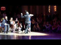"Javier Rodriguez y Virginia Pandolfi, Russia, Moscow, Milonga ""Grande tango Ball"" 3-4"