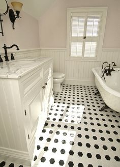 Hamptons-Bathroom-2ndbath, Kitchen Design Ideas 2012 | Hamptons Kitchen Design | Bakes & Company