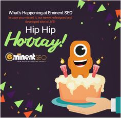 What's Happening at Eminent SEO - ESEO