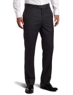 Tommy Hilfiger Mens Flat Front Trim Fit 100% Wool Suit Separate Pant $63.86 - $99.99