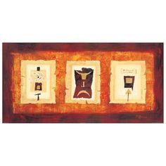 MAIOCCO - Triptyque I 100x50 cm #artprints #interior #design #decorativi #decorative #art #prints  Scopri Descrizione e Prezzo http://www.artopweb.com/categorie/decorativi/EC20456
