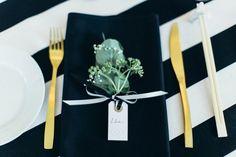 Black and White Nordic Wedding at Devold Fabrikken
