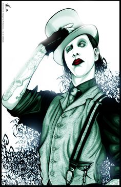 MANSON by angelgaby