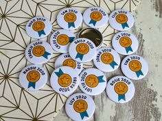 Have you checked out our school badges yet? We hand make our badges in the UK and they are ideal for teachers to give out to their students. Custom Badges, Custom Buttons, Hen Party Badges, Badge Maker, School Badges, Kids Rewards, Birthday Badge, Free Buttons, Geek Games