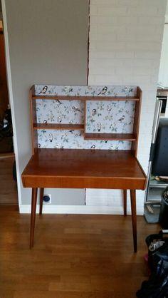 Redesign av bestemor sin skrivepult