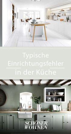 Die 145 besten Bilder von Küche in 2019 | Schöner wohnen ...