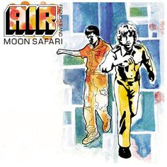 'Moon Safari' Air