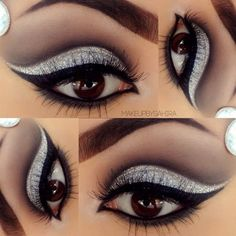 Sexy Makeup Looks for Brown Eyes ★ See more: http://glaminati.com/brown-eyes-makeup-looks/