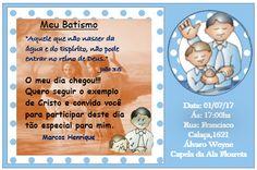 As Tontas Vão Ao Céu: Batismo - Marcos Henrique (Caucaia-CE)