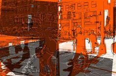 "Saatchi Art Artist: Misha Dontsov; C-type 2015 Photography ""New York Monotype"""