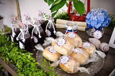 embrulhar sanduíches assim para picnics (festa lindinha de marinheiro)