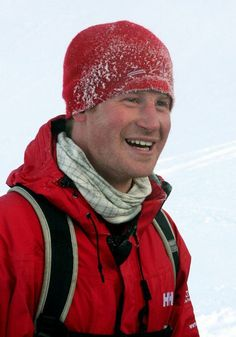 Harry  au Pole Nord - 29 mars 2011