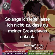 #MonkeyDLuffy #OnePiece #AnimeZitate