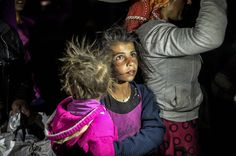 Fleeing ISIS, Syrian Kurds Swarm into Turkey - In Focus - The Atlantic