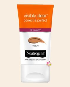 NEUTROGENA Visibly Clear CC Krem Medium Orta Ton