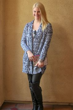 Stylish Outfit: Sweater Weather