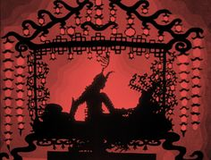 "ozu-teapot: "" The Adventures of Prince Achmed - Lotte Reiniger - 1926 """