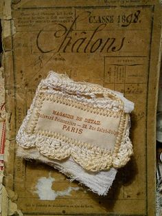 A Little Bit French: Le French Mini Fabric Book Giveaway