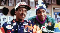 Coming To America | Eddie Murphy and Arsenio Hall #1988