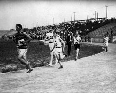 Track and Field during the 1904 St Louis Olympic Games