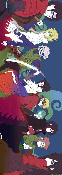 Naruto ~ With optimal health often comes clarity of thought. Click now to visit my blog for your free fitness solutions!