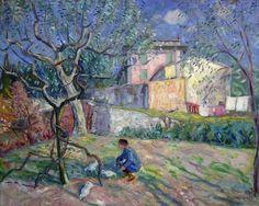 Lars Jorde, Fra Fiesole, 1911