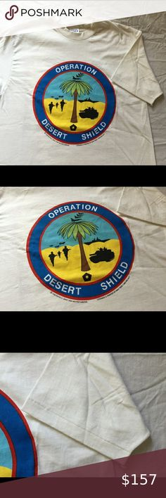 US OPERATION DESERT STORM PATCH US ARMY NAVY MARINES AIR FORCE USA FLAG ODS