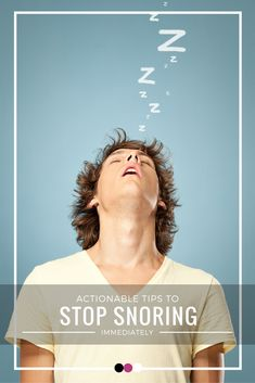 Need some advice on how to stop snoring immediately? Follow these actionable…