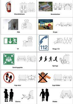 Learn Swedish, Swedish Language, Kids Corner, Sign Language, Special Needs, Good Advice, Preschool, Teacher, Education