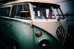 #aqua vw @Haley Darnell, thought of you and your love for vw buses :)