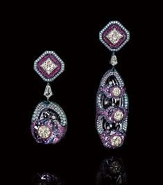 Magic Defines Wallace Chan's 'Behold, Behold' Collection for 2014 Biennale | Jewels du Jour