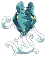 Monstratos, Hive Mind Fakemon by Smiley-Fakemon
