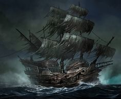Pirates Age Card Game illustration by ~ cgfelker on deviantART