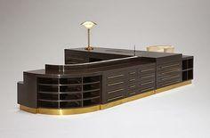 Art Deco furniture and interiors
