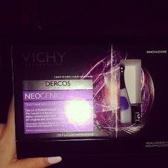 Włosy uratowane #VichyDercosNeogenic http://instagram.com/p/mYLGNKrby5/