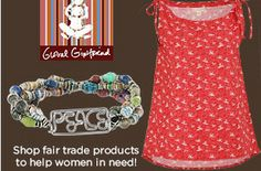 Shop Handmade Fair Trade Clothes And Gifts To Help Women In Developing Countries! Fair Trade Clothing, Trade Clothes, Environmentally Friendly Gifts, Home Shopping Network, What Women Want, Save The Planet, Handmade Shop, Mother Gifts, Gifts For Women
