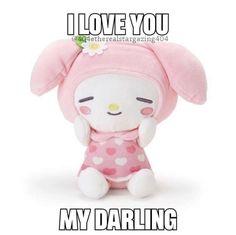 I Love You Dear, My Love, Stupid Funny Memes, Haha Funny, Princesa Leia, Cute Love Memes, Im Losing My Mind, My Melody, Wholesome Memes
