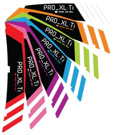 pure frame decal colour chart