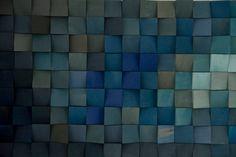 Grande legno Wall Art arte monocromatiche in di ArtGlamourSligo