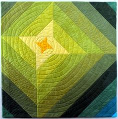 """Rising Star"" by Jo Brickwell. First place, Friendship Star challenge, Project QUILTING Focus Through the Prism Quilts (2016). Posted at Persimon Dreams."