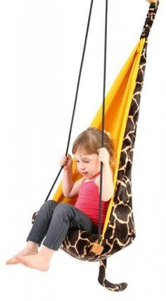 Huśtawka dla dzieci Hang Mini Żyrafa Amazonas