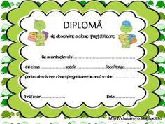 Diploma clasa pregatitoare Parenting, Classroom, Map, Words, School, 1 Decembrie, Spring, Dative Case, Class Room