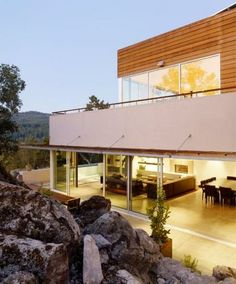 Wine Country Retreat | St. Helena, California | Pfau Long Architecture