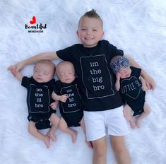 329 Best Biracial Mixed Twins Triplets Quads Images In