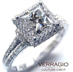 Verragio Diamond Ring....if you like it then you should put this ring on it